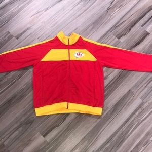 Let's Go Chiefs!! Never worn Chiefs Jacket
